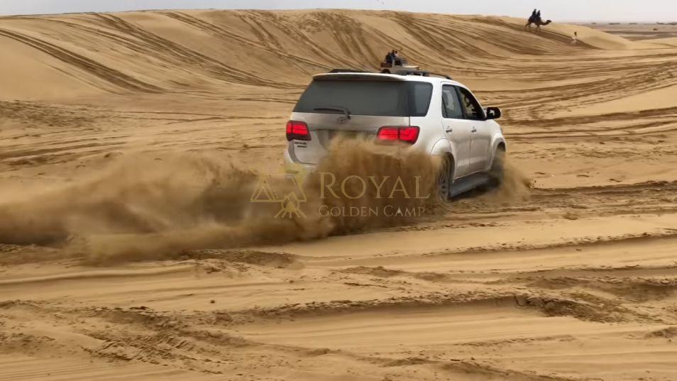 adventure activities to do in Jaisalmer